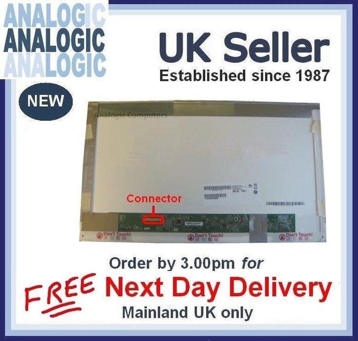 Fujitsu Lifebook Nh751 LP173WD1-TL P5 REV 2.00 17.3″ LAPTOP LED DISPLAY PANEL