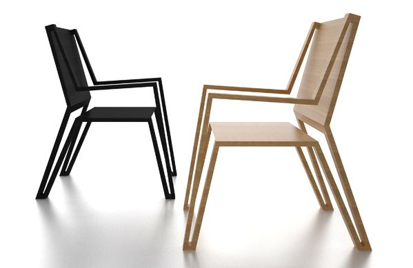 Michael SamorizOutline Chairdesign, Michael Samoriz, Michaelsamoriz, Outline Chairs, Products Design, Furniture Design, Folding Chairs, Umbra Design, Chairs Design