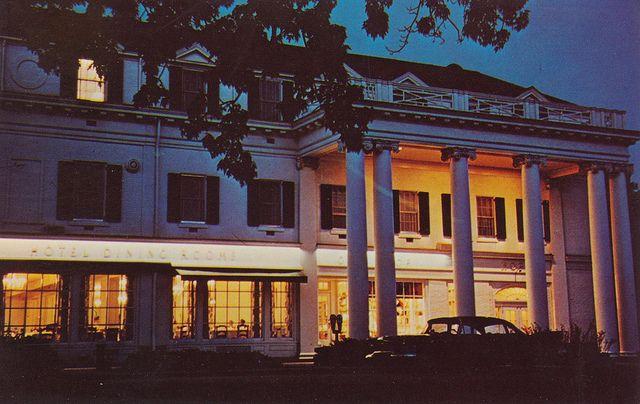 Boone Tavern Hotel - Berea, Kentucky