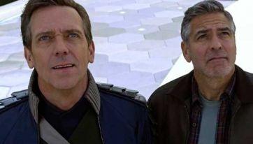 George Clooney, el Dr. House y un cohete protagonizan el tráiler de 'Tomorrowland, lo nuevo de Disney