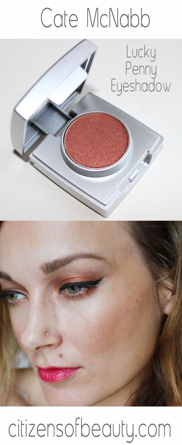 Review of Cate McNabb Mineral Cosmetics | Mineral cosmetics you should try out. #youresopretty
