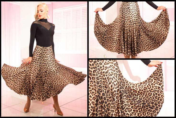 Tania Nova Skirt Animal