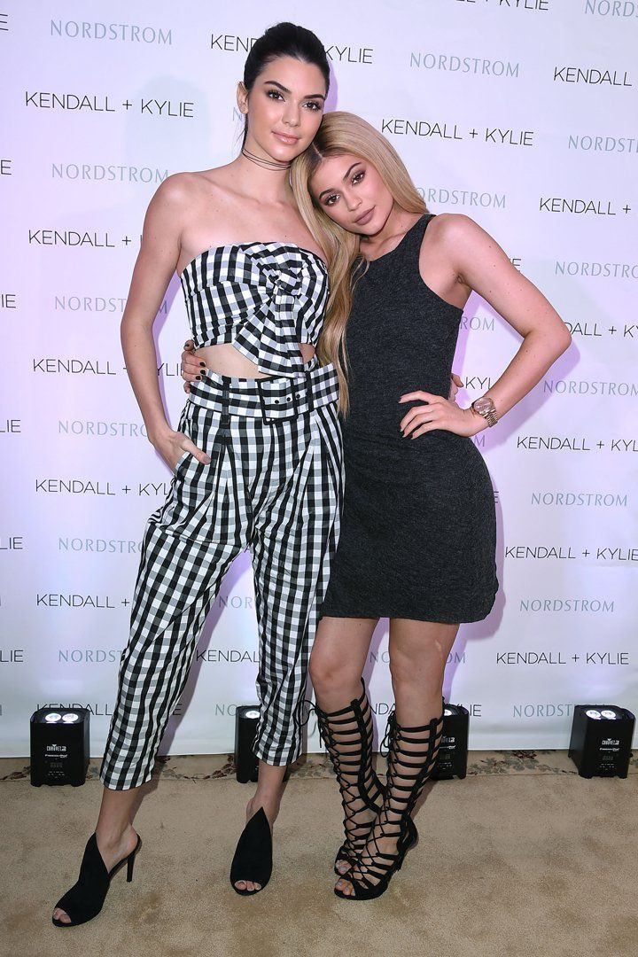 Kendall and Kylie Wear Their Own Line So Darn Well