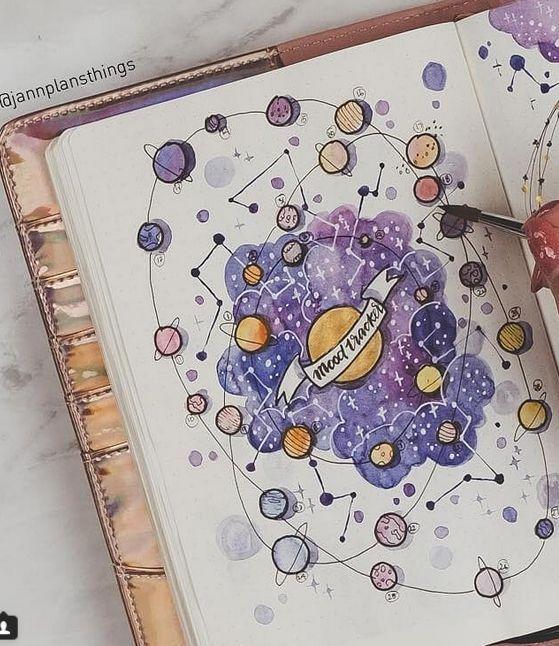 Bullet Journaling für psychische Gesundheit und Angst