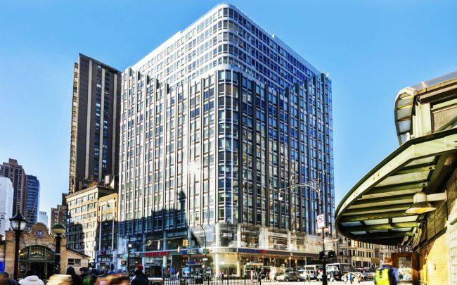 Centurion Buys Uws Apartment Building For 227m Building