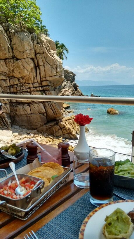 Take a bite out of paradise at Hyatt Ziva Puerto Vallarta, enjoying delicious Mexican food with a view.