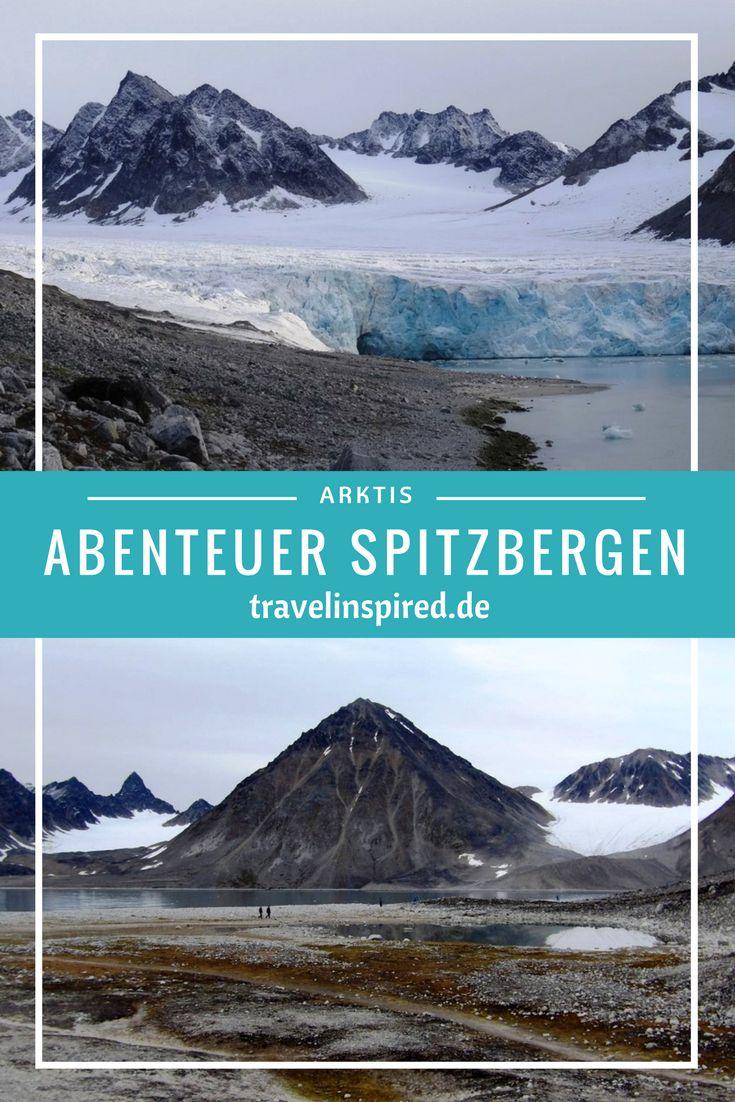 Die Arktis wartet! Reisetipps für Spitzbergen: traumhaft schöner Magdalenefjord, Longyearbyen, Barentsburg und Ny Alesund.