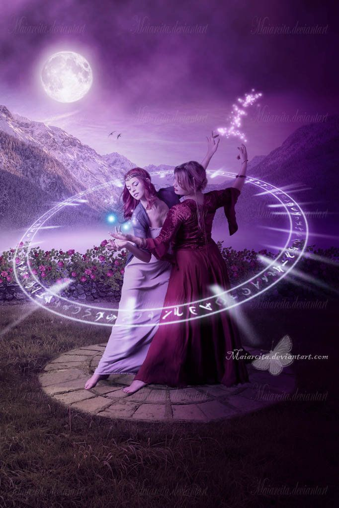 Inside The Circle by maiarcita.deviant... on @deviantART