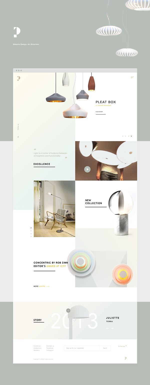 569 best | Websites | images on Pinterest | Page layout, Ecommerce ...