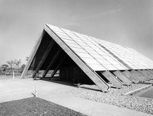 Igreja Episcopal/ 1961/ Glauco Campello