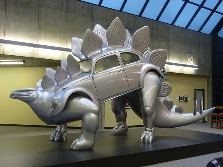 VW dinosaur
