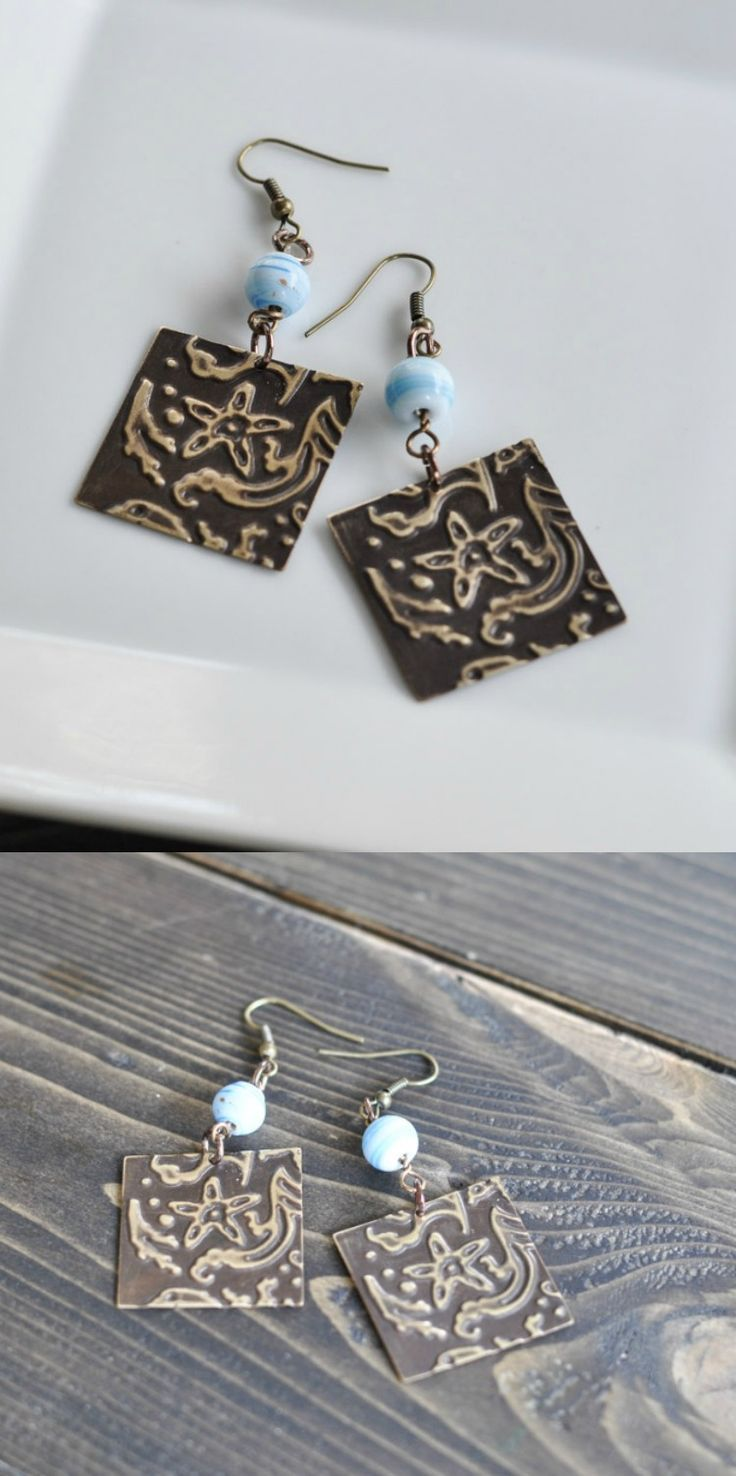 635 best jewelry diy's-earrings & cuffs (2 of 2) images on