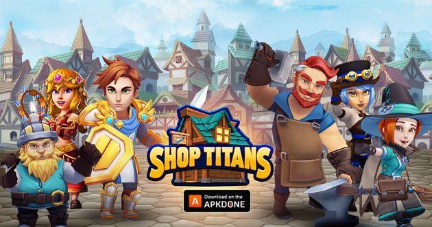 New Apk Shop Titans Design Trade 1 0 13 Mod Unlimited Coins Diamonds Updated Moddedgames Androidgames Design Trade Best Android Games Titans