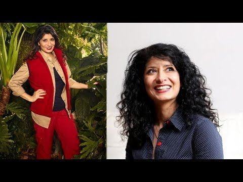 Three Things You May Not Know About I'm A Celebrity Star Shappi Khorsandi