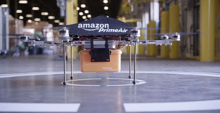 """Amazon unveils """"Prime Air,"""" a plan to deliver by drone in just 30 minutes 