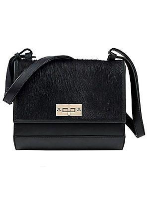Hair-On Leather Handbag #Kaleidoscope #Workwear