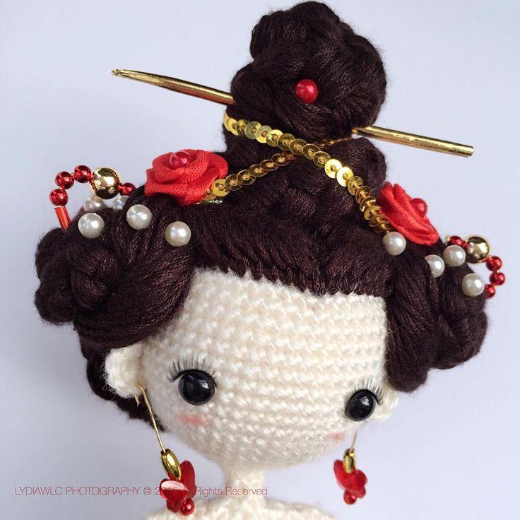 10 best Häkelanleitungen auf Deutsch images on Pinterest   Crochet ...