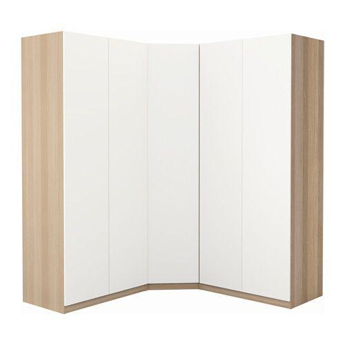 17 meilleures id es propos de armoire pax sur pinterest for Armoire penderie petite largeur