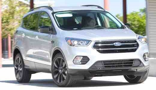 2020 Ford Kuga Plug-In Hybrid Is Coming Next Spring >> 2020 Ford Escape Redesign 2020 Ford Escape Hybrid 2020