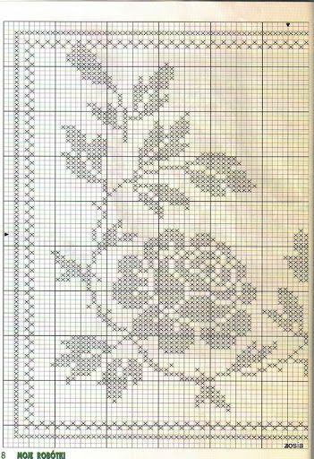 3073 Best Images About Crochet Filet On Pinterest