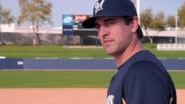 Brewers commercial featuring Aaron Rodgers.  Fun!