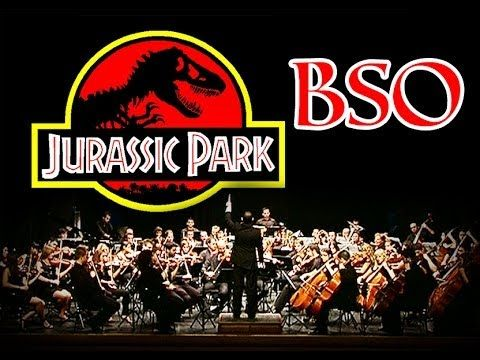 BSO Parque Jurasico   Jurassic Park Soundtrack  
