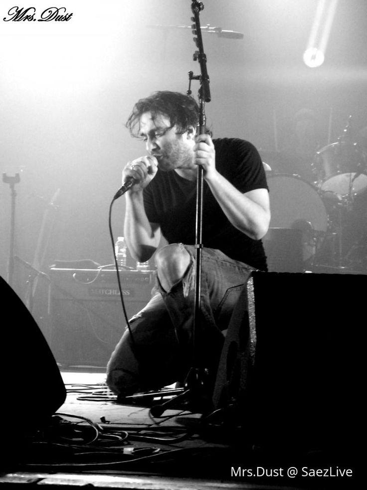 SaezLive | 29 avril 2010 @ Halle Tony Garnier (Lyon) | Photos