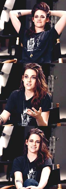 Kristen Stewart - Marie Claire Interview bts, 2/14