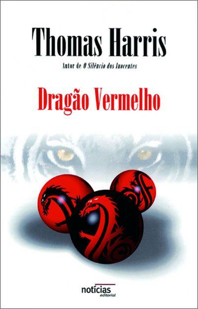Resultado de imagem para o dragão vermelho livro