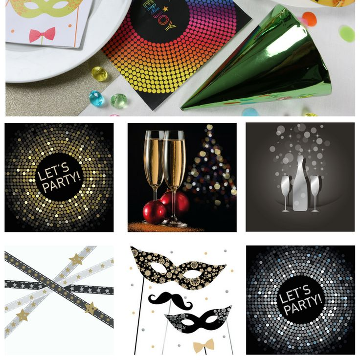 collection let's party