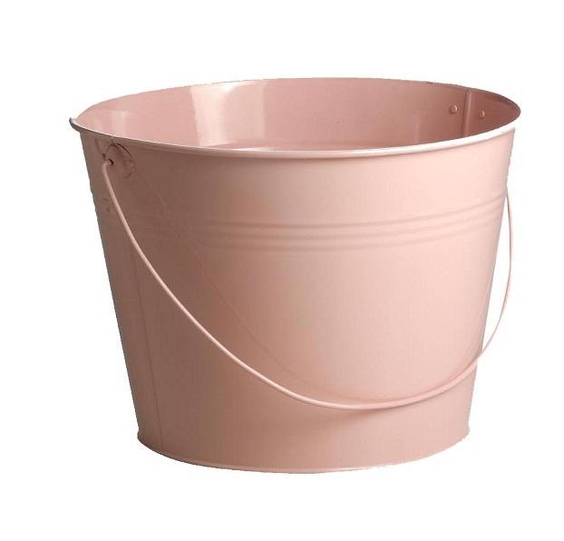 Storage Bucket - Pink