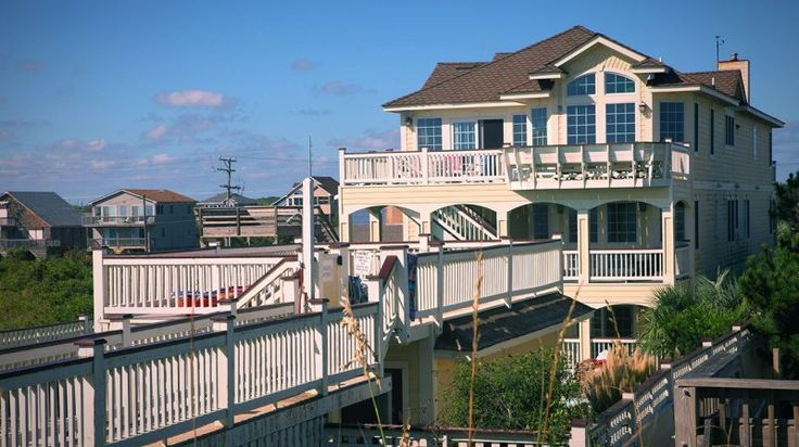 Sometimes when you're on vacation it's nice to have the comfort and convenience of home. Plan the perfect family reunion with rental properties from Boone to the Crystal Coast. For example, rent a beach house beyond where the road ends on the Currituck Outer Banks, where the neighbors are wild horses that have roamed the area for 400 years.