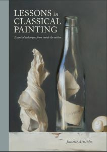 Publications by Juliette Aristides books for learning drawing and painting Atelier