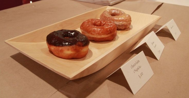 Delivery options, possible ideas - Union Square Donuts