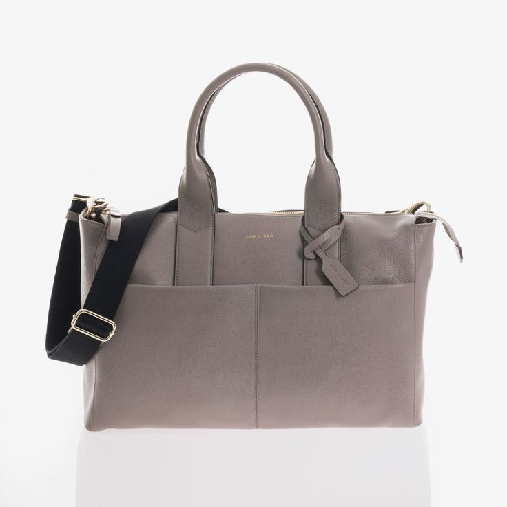 Jemima Grey | JEM BEA - Luxury Baby Changing Bags