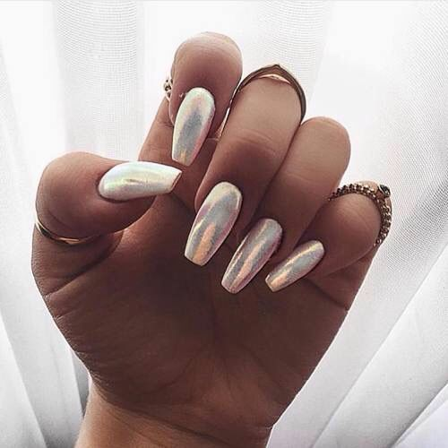 122 Nail Art Designs That You Won T Find On Google Images: Best 25+ Long Round Nails Ideas On Pinterest