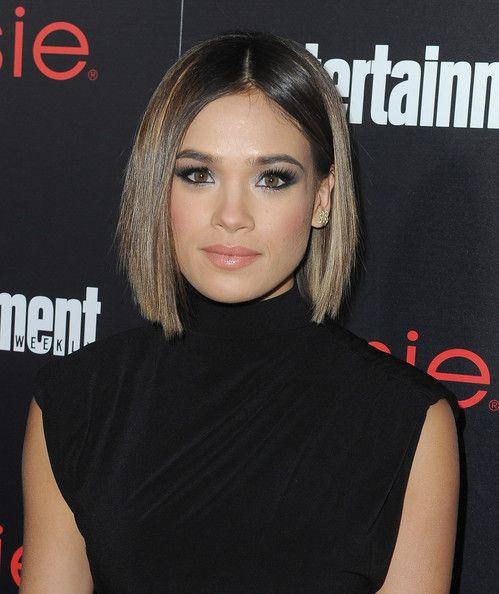 Actress Nicole Gale Anderson  attends the Entertainment Weekly celebration honoring this year's SAG Awards nominees sponsored by TNT & TBS a...