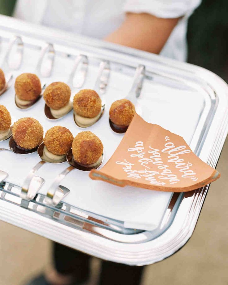 460 Best Wedding Reception Food Ideas Images On Pinterest
