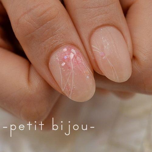 桜流し |―petit bijou―