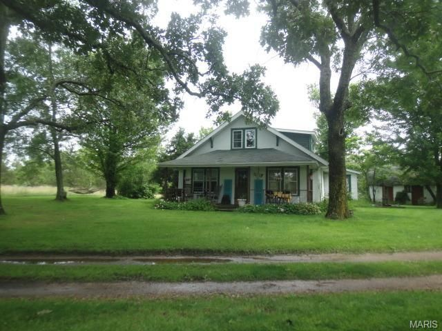 Beautiful Older Farmhouse On 11 Acres M L With Apple Paw Paw Pecan And Black Walnut Trees