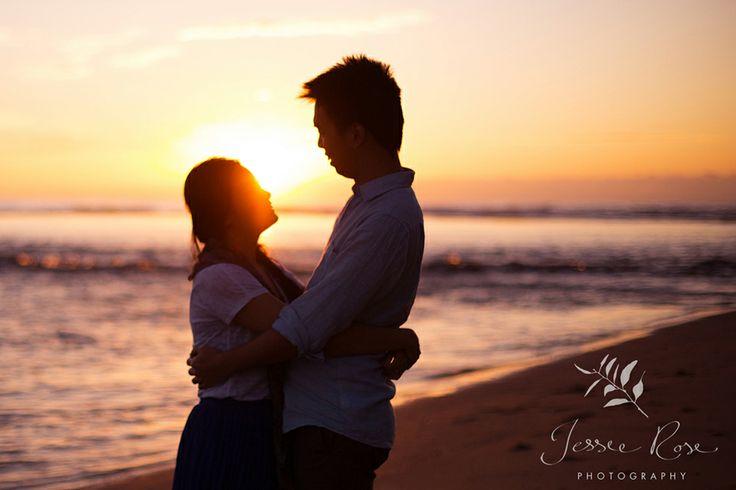 Sunrise Engagement Session with Dion & Vidi @ Jessie Rose Photography #love #sunrise #esession #engagementsession