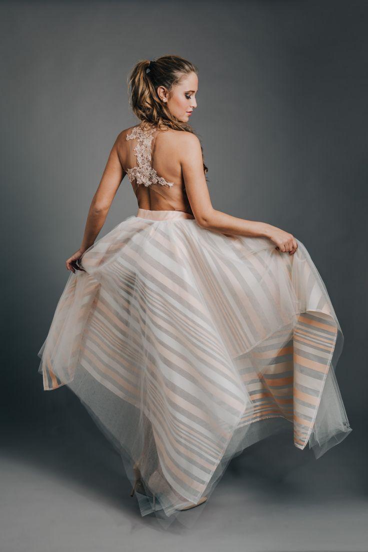 Modern Wedding Dress!   #wedding #dress