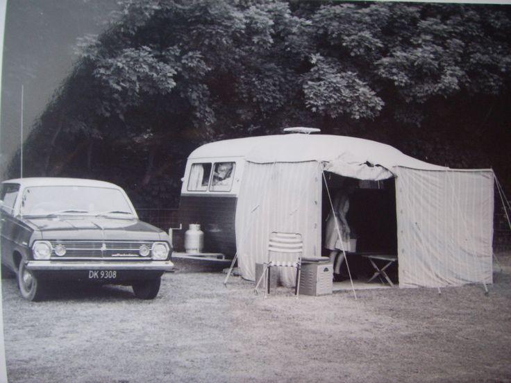 Camping in Oamaru