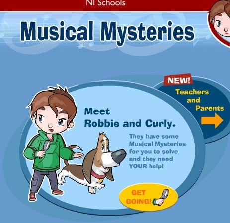 To check out: BBC- Musical Mysteries