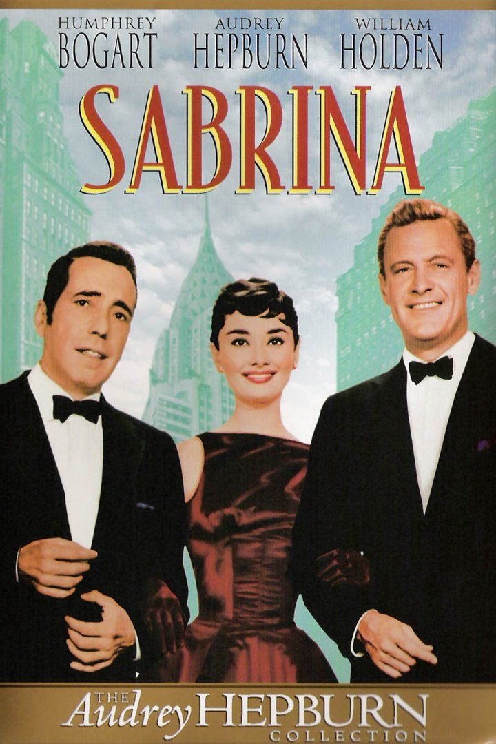 Rent Sabrina starring Humphrey Bogart and Audrey Hepburn on DVD and Blu-ray. Get unlimited DVD Movies & TV Shows delivered to your door with no late fees, ever. One month free trial! Sabrina Audrey Hepburn, Audrey Hepburn Movies, Humphrey Bogart, Love Movie, Movie Stars, Movie Tv, Sabrina 1954, Bon Film, Romantic Films