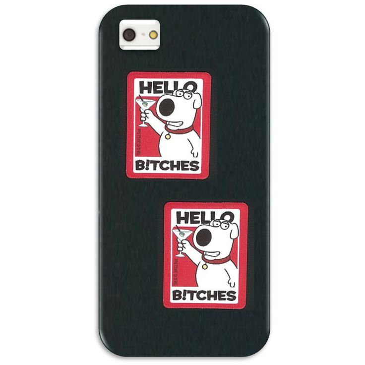 Looking at 'Mobile Screen Cleaner Family Guy Brian HELLO B!TCHES 2 Pack | SHOP.CA - Tech Tats' on SHOP.CA