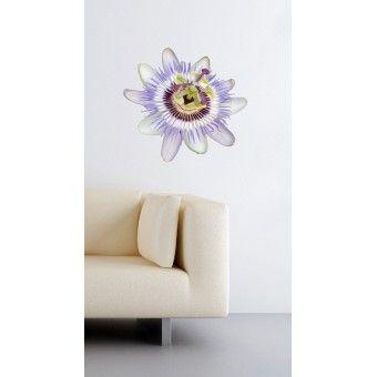 A szenvedély virága : Színes matricák - http://katicamatrica.hu/HomeDeco/szines-nyomtatott/a-szenvedely-viraga
