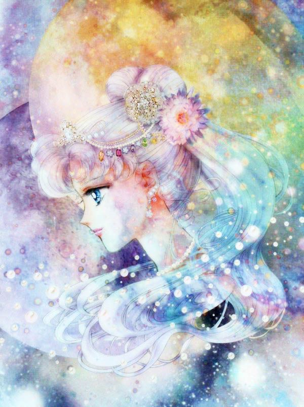 Some GORGEOUS new artwork by Naoko Takeuchi currently being displayed at the Sailor Moon Exhibit at Roppongi Hills! You have no idea just how badly I wish I could go to Tokyo and see these in person...