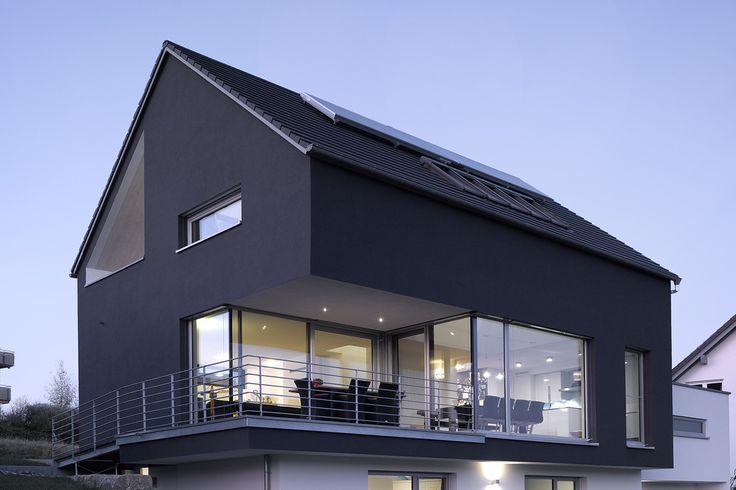 LIEBEL/ARCHITEKTEN: Haus, Abtsgmünd