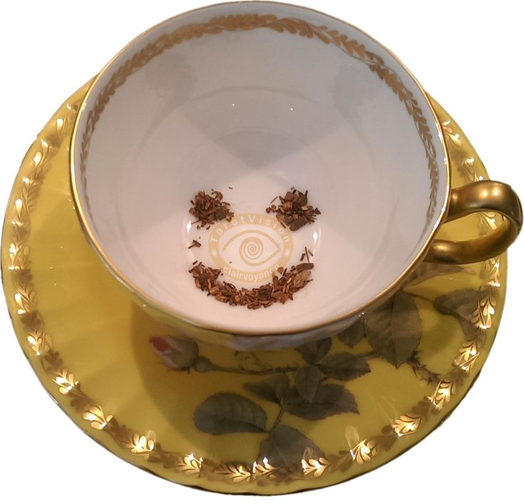 Fortune Telling with Tea Leaves